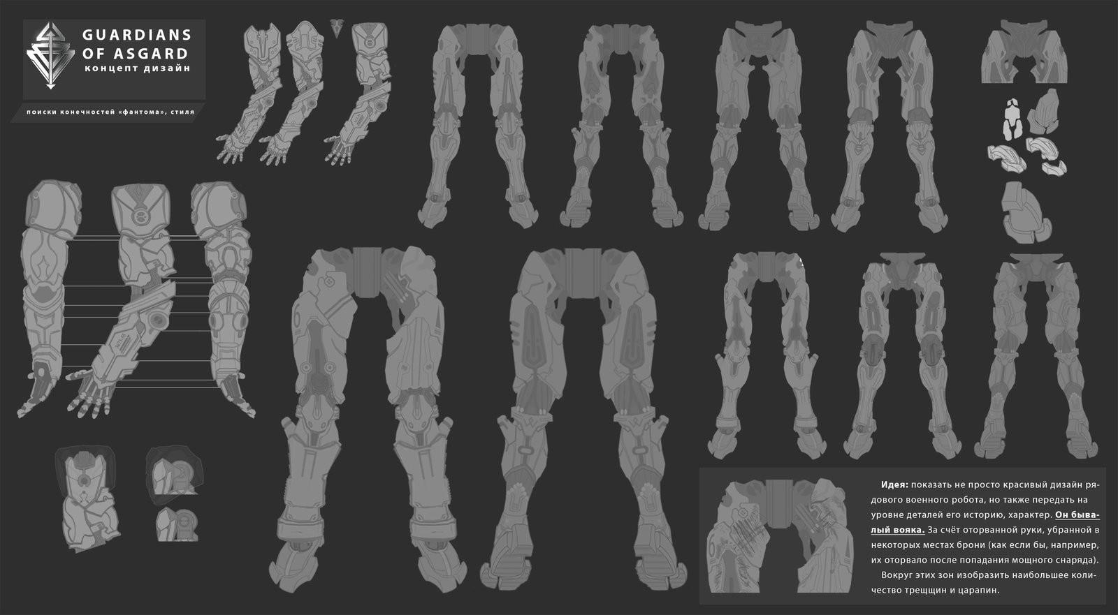 Vitaliy buyanov search of hands and legs by vitosabu dai4w8z