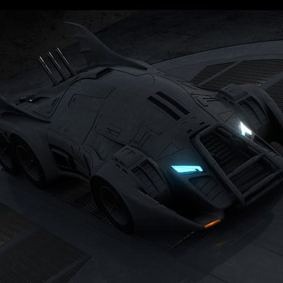 Rafe dominguez batmobile advance 006