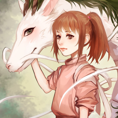 Arichana murugananthan spirited away by aikuwo da6n220