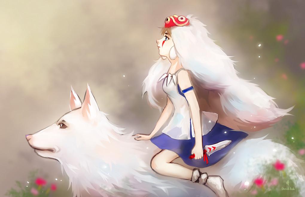 Arichana murugananthan princess mononoke by aikuwo da6rfl9