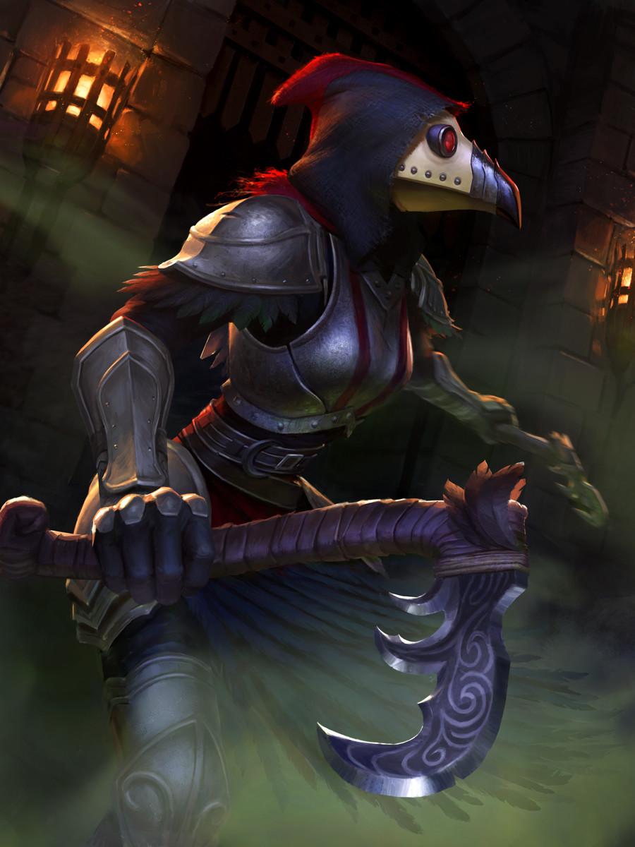 Izanami - Plague Bearer