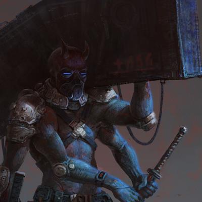 Dmitry skolzki dephs warrior
