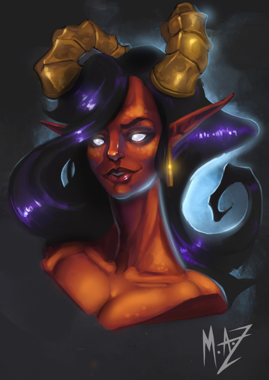 Anthea zammit demon lady