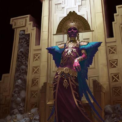Irina kuzmina red queen nordsol