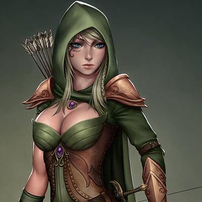 Mirco cabbia elven archer final 1 3