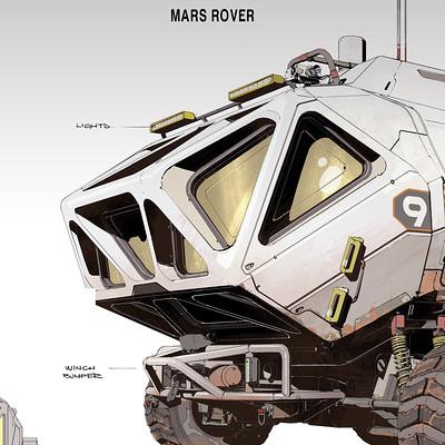 Oscar cafaro rover