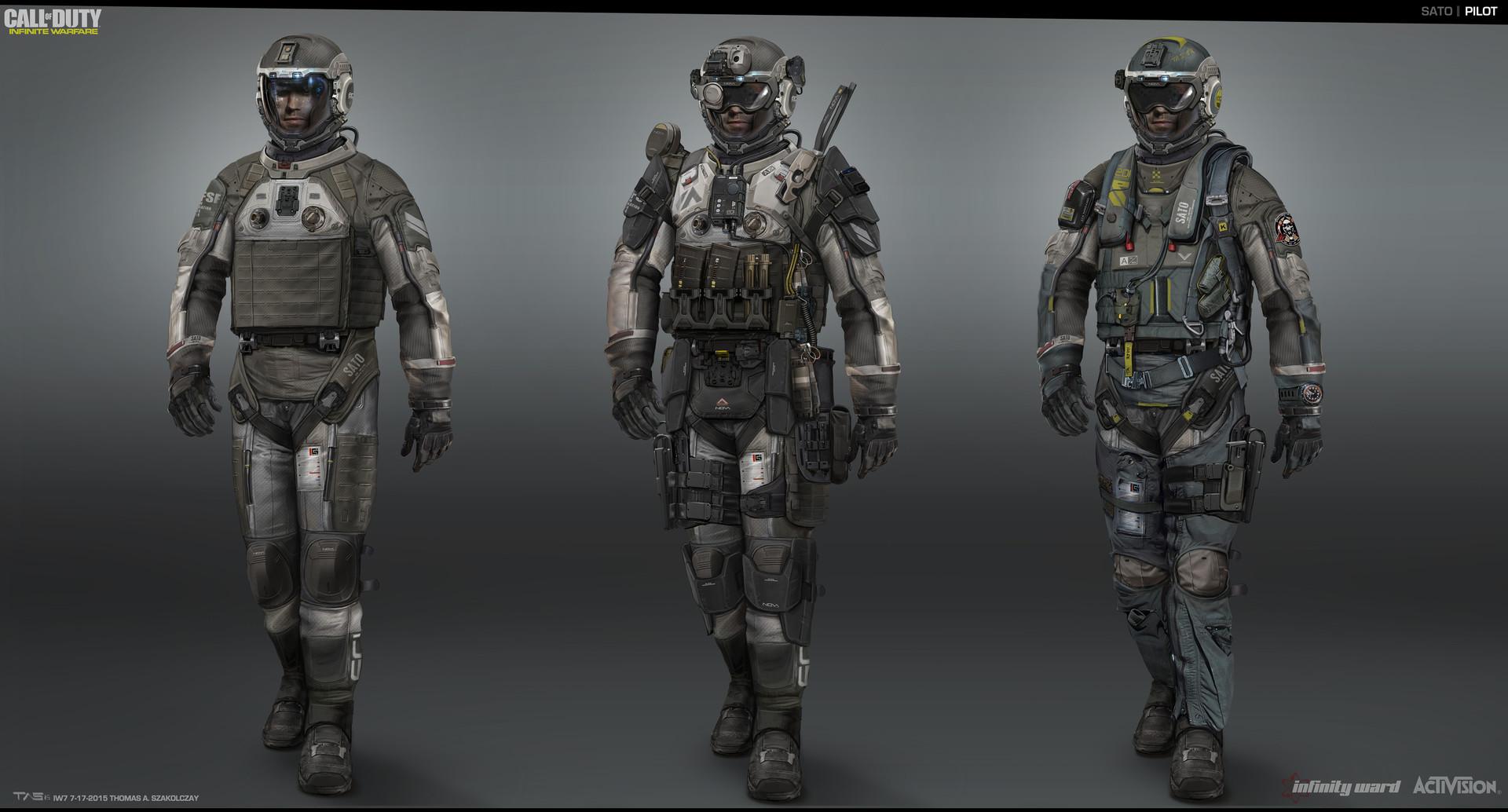 Basic SATO Pilot Designs
