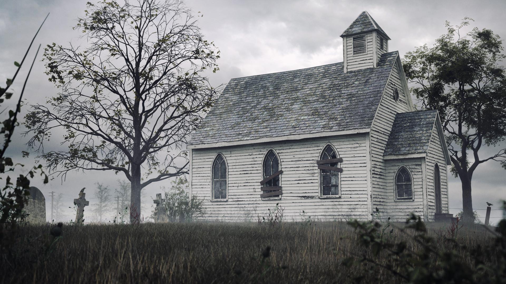 Alex langletz old church