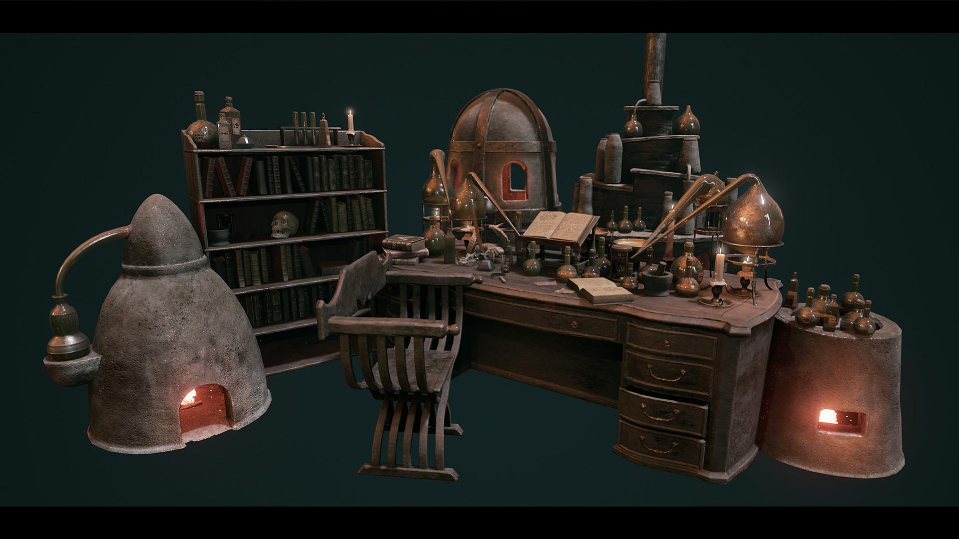 Marco maria rossi store oldalchemist screenshot 1