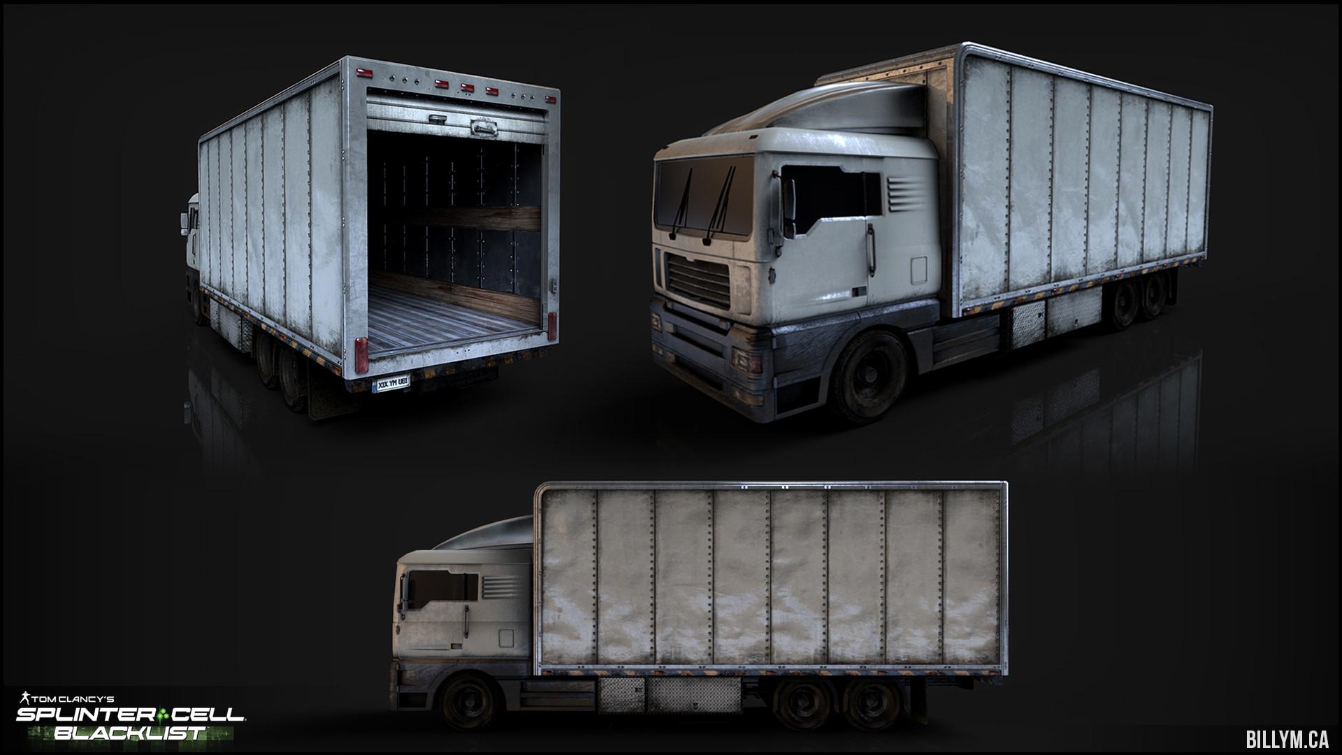Billy matjiunis lorry 01a