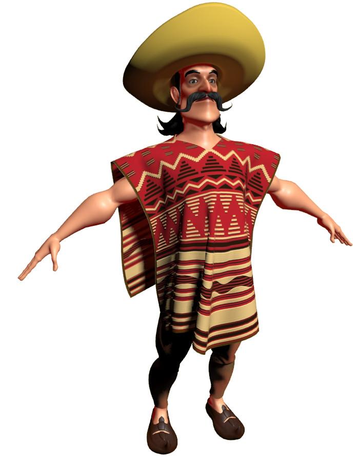 Petar doychev mexican 3