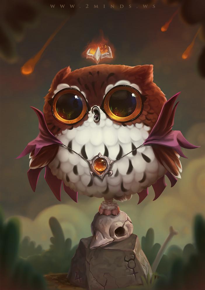 Warlock Owl