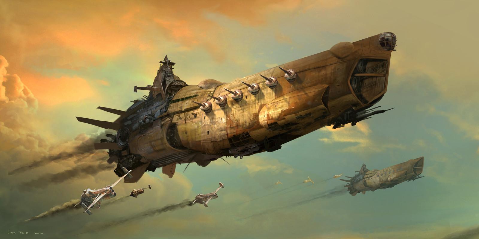 Robota battleship