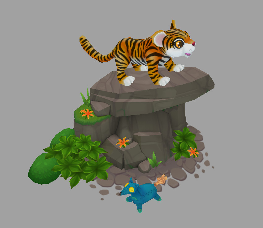 tiger (mobile)