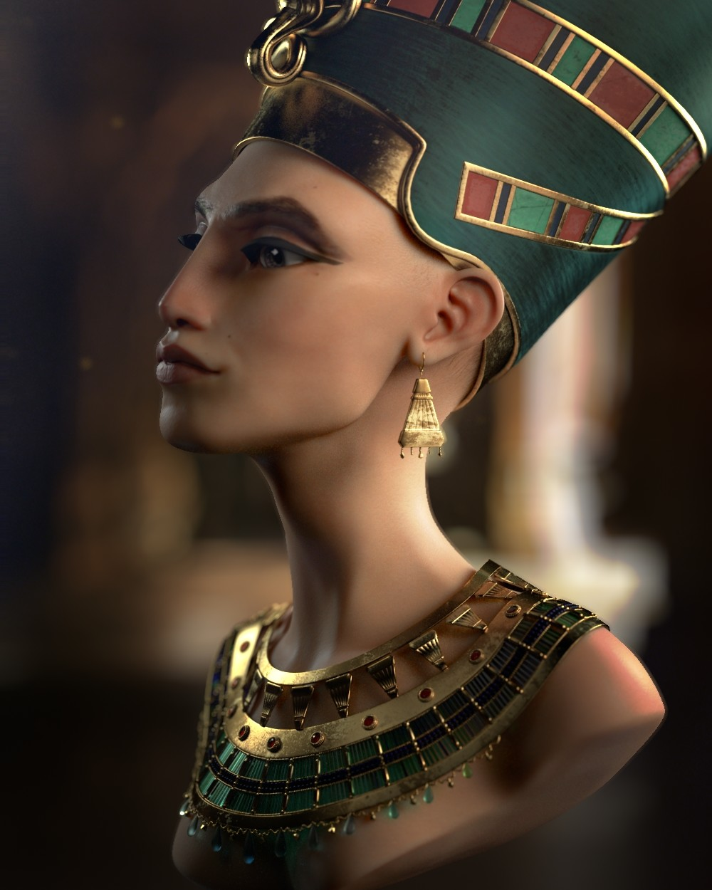 Alexia Rubod Nefertiti