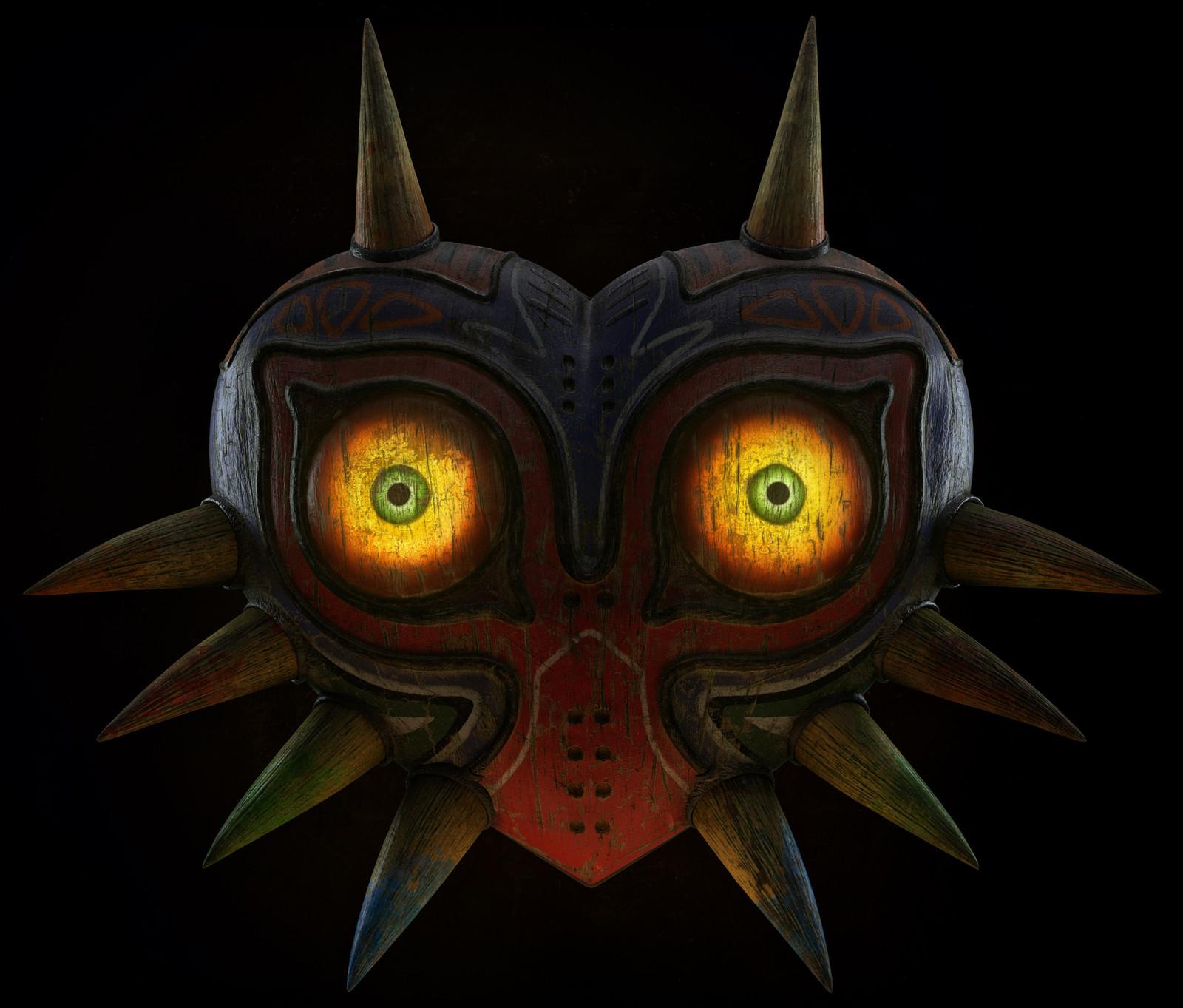 Majoras Mask Remaster