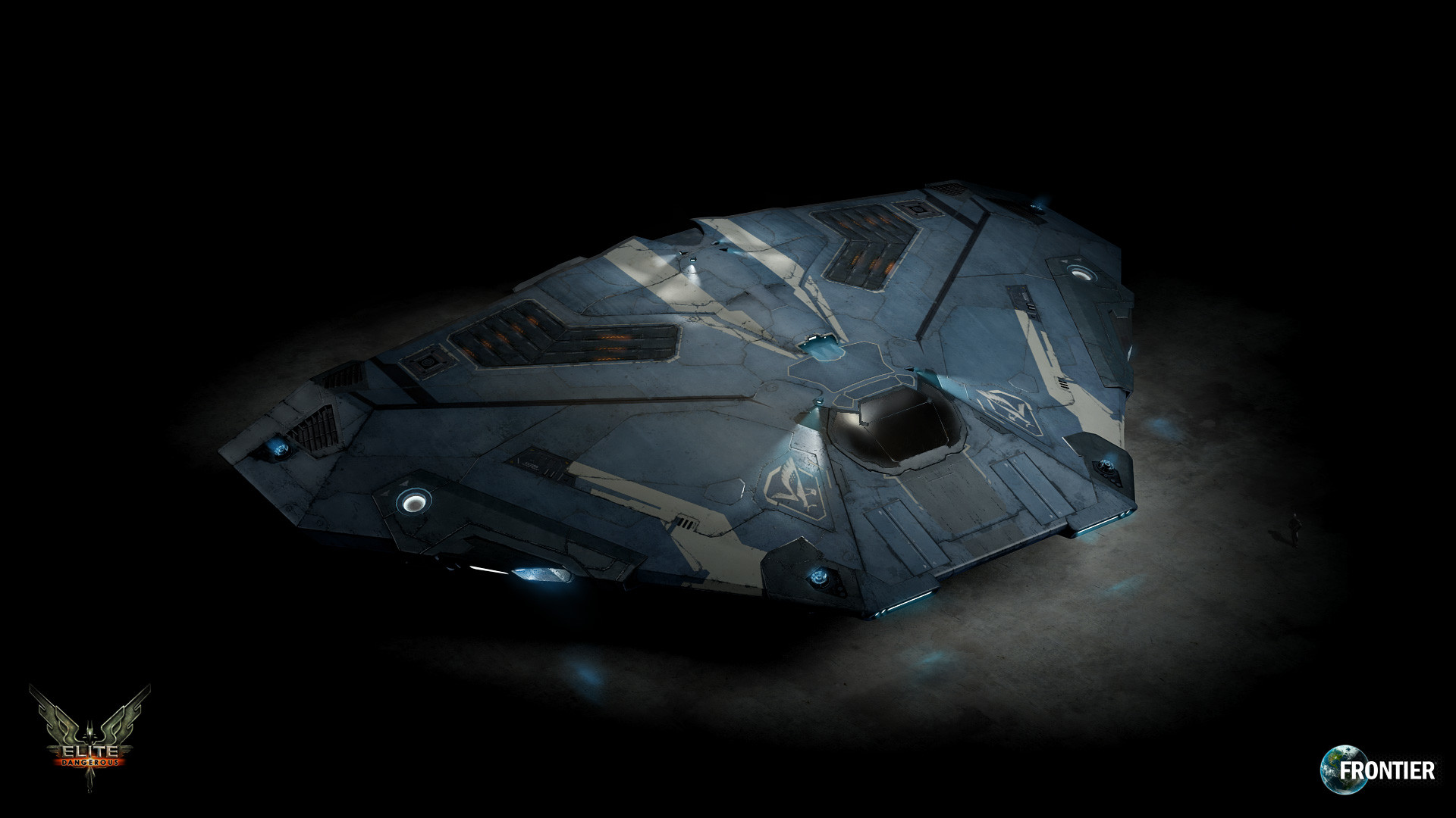 ArtStation - Elite Dangerous, Erlend Hoem Thordarson