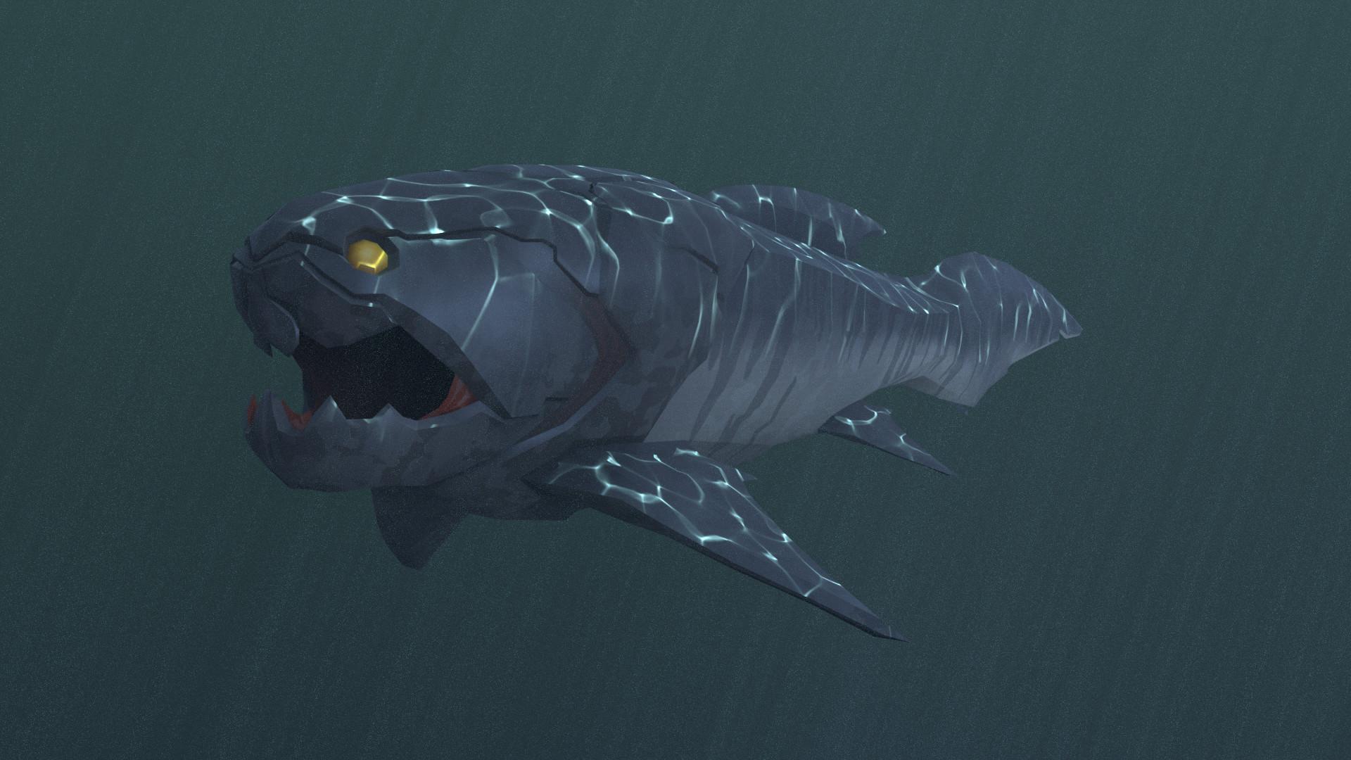 Eli gershenfeld fish 2