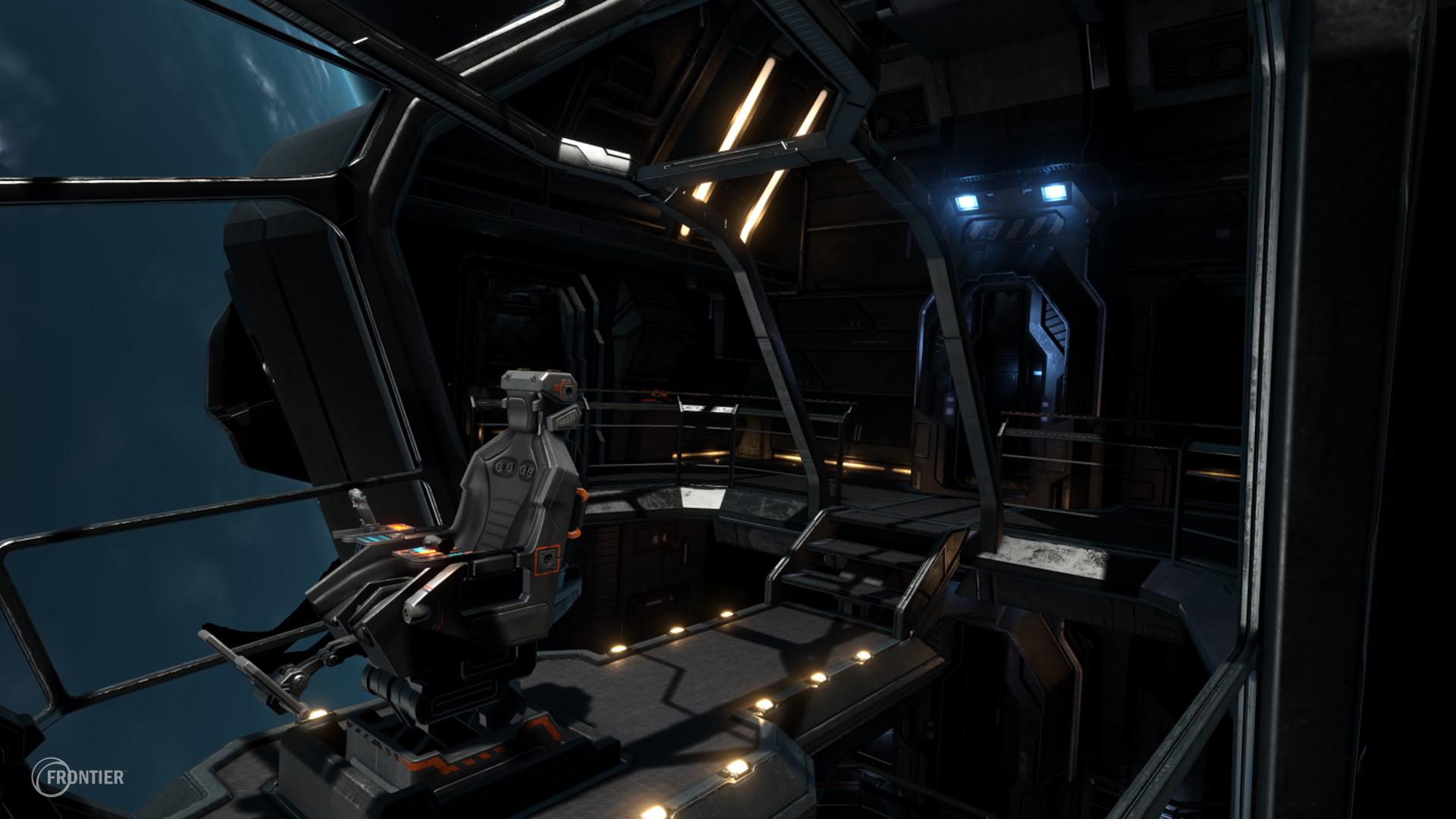 ArtStation - Elite Dangerous, Erlend Hoem Thordarson