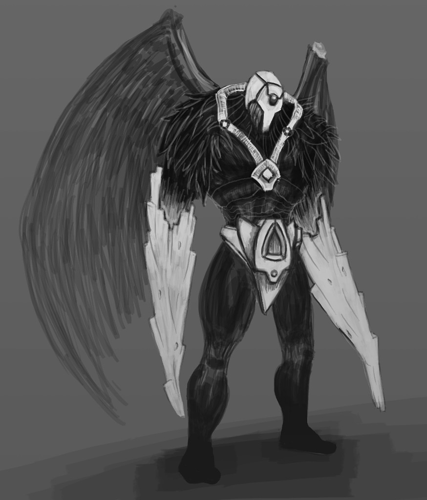 Jeremy roland character bird