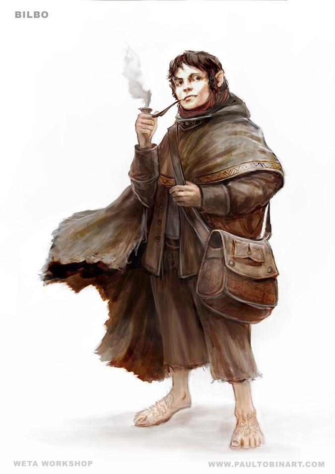 Bilbo Costume Design