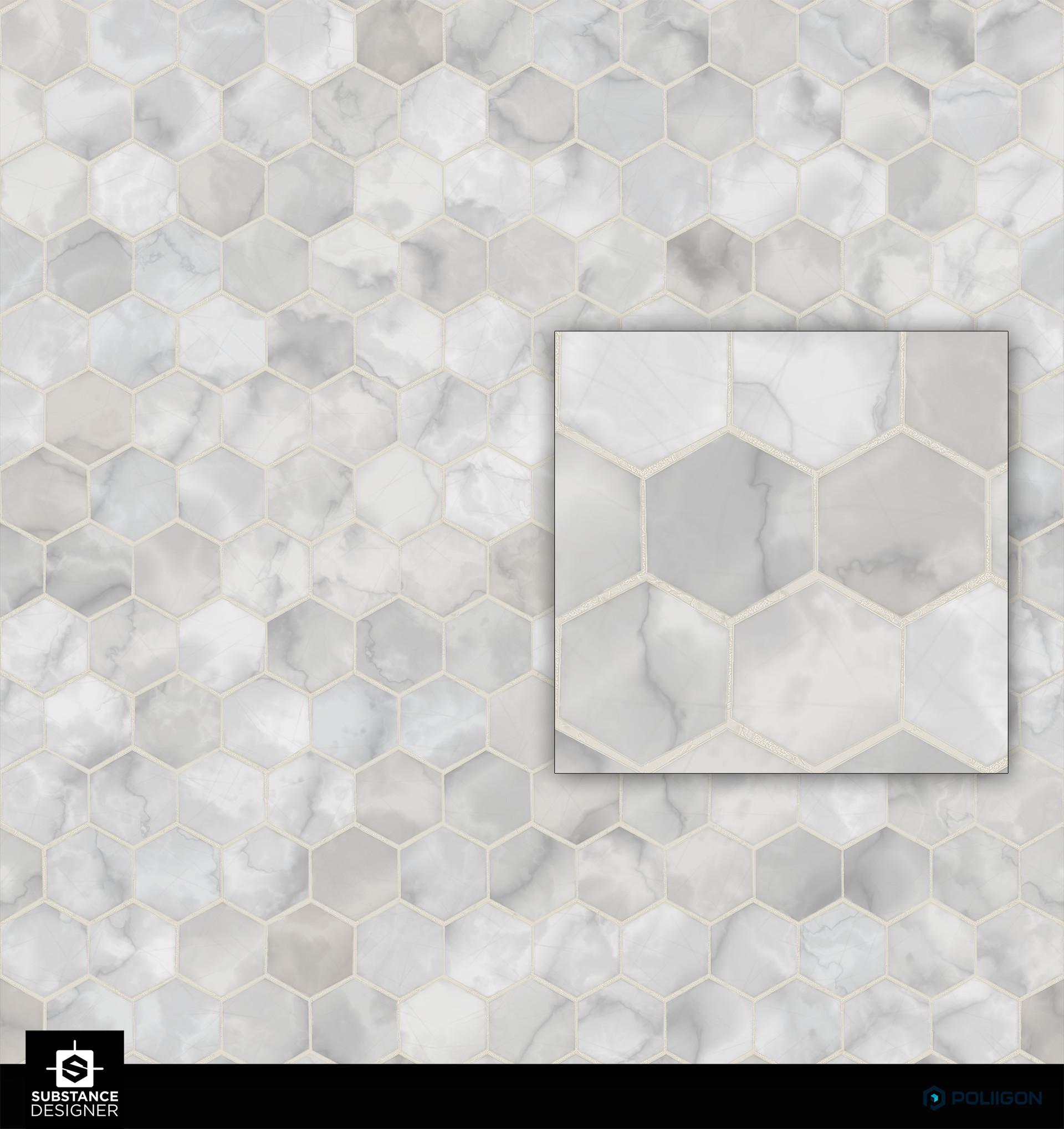 Guilherme henrique hexagonal t