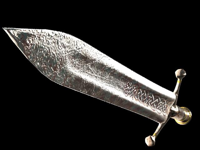 Petar doychev sword 3