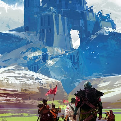 Sparth sparth castle final flat small