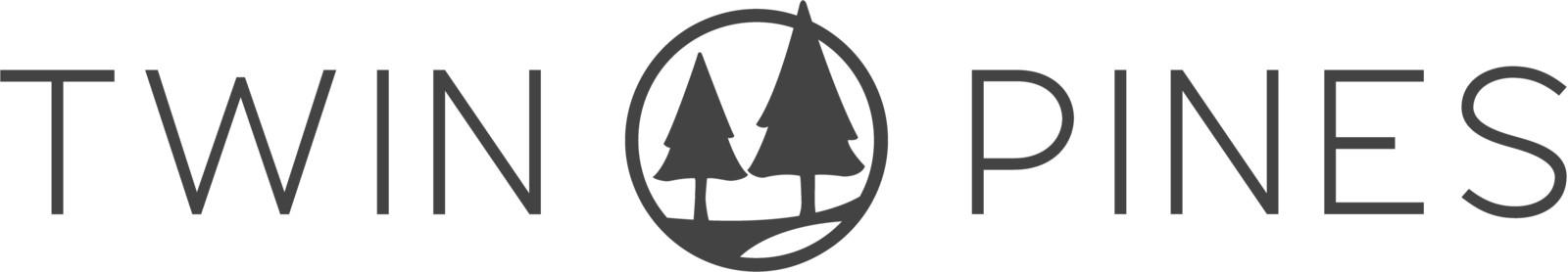 Twin Pines Company Logo
