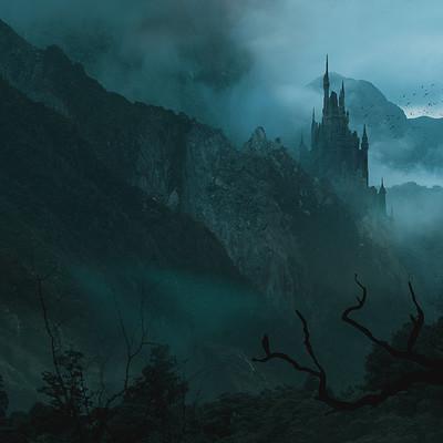 Camille alquier landscape no ghost