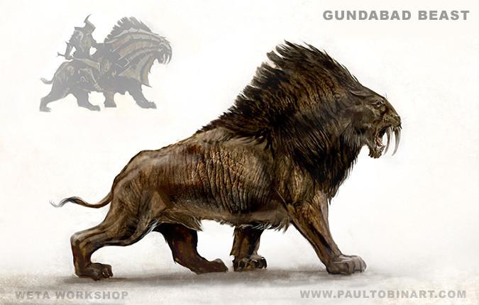 Gundabad Beast