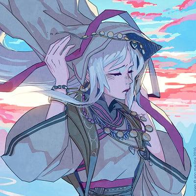 Ann maulina sunrise fbcover