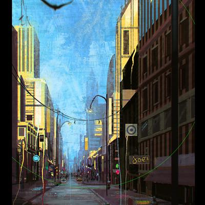 Christopher walker city sketch mann style better