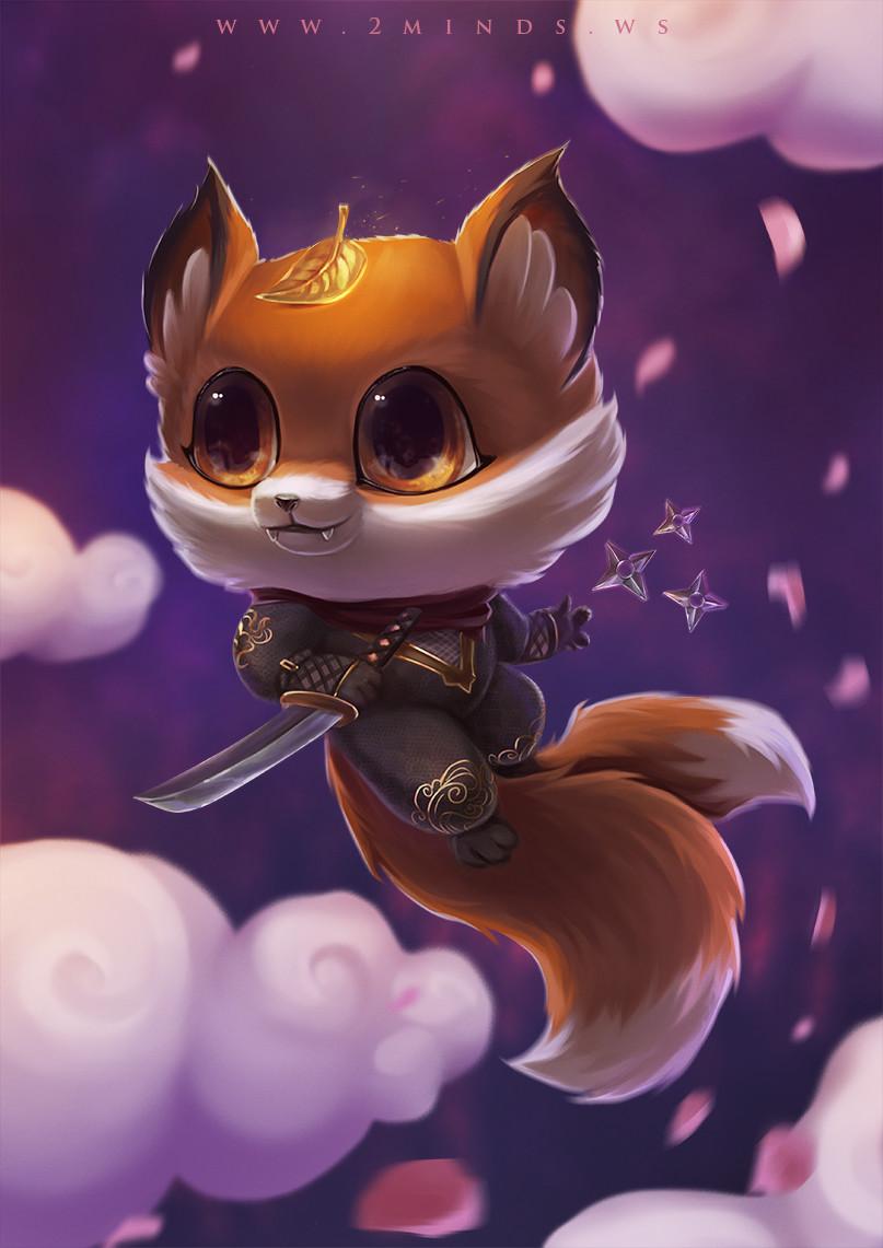 Ninja Fox