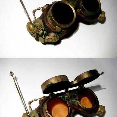 Christopher walker steampunk goggles by deepset d1n5k05