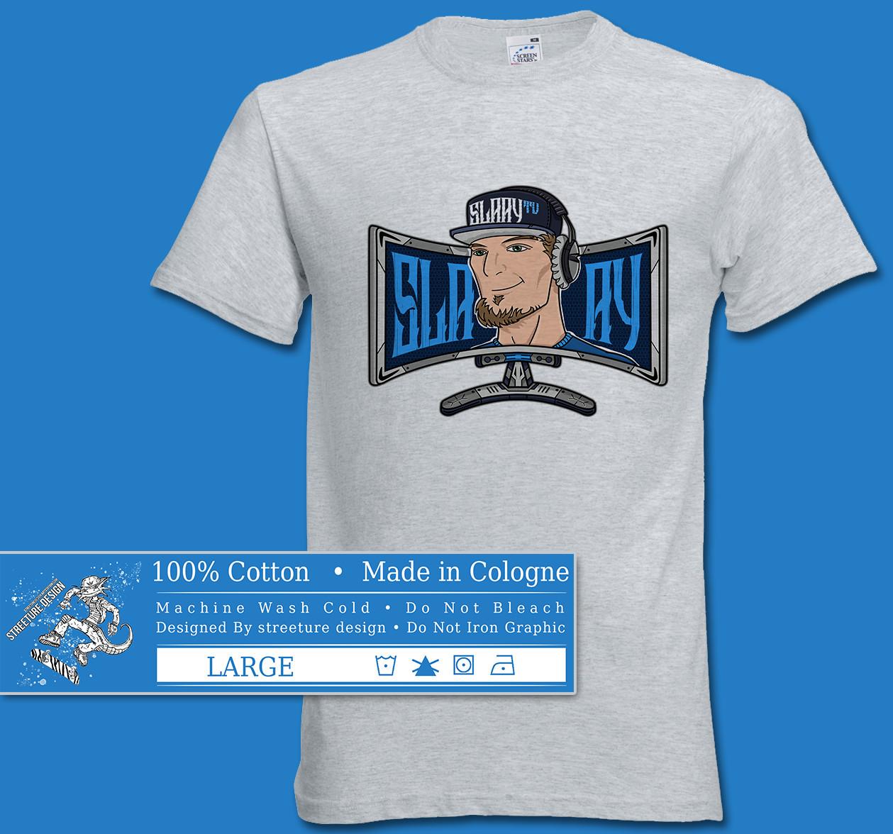 Streeture design bonus shirt