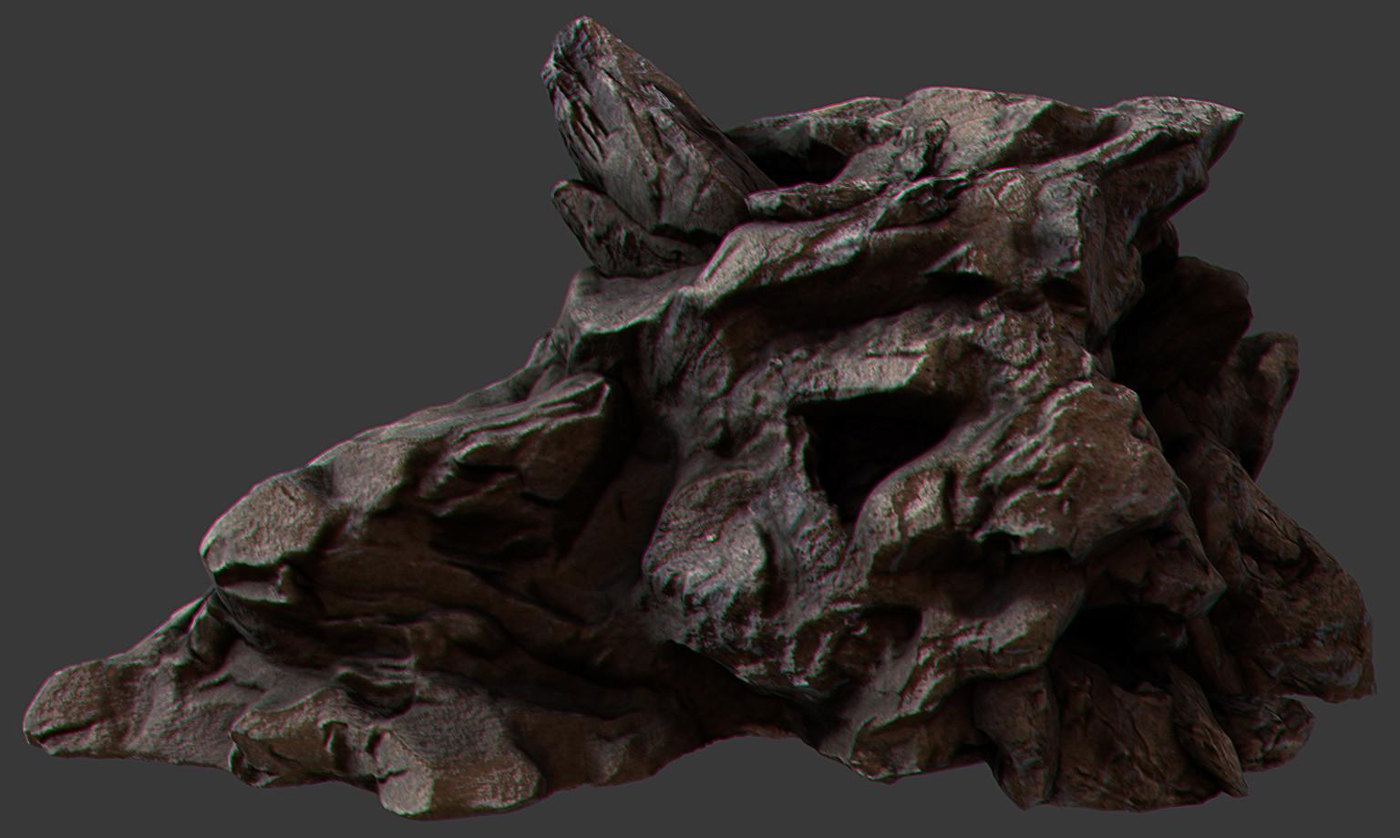 Jeremy roland lion cave