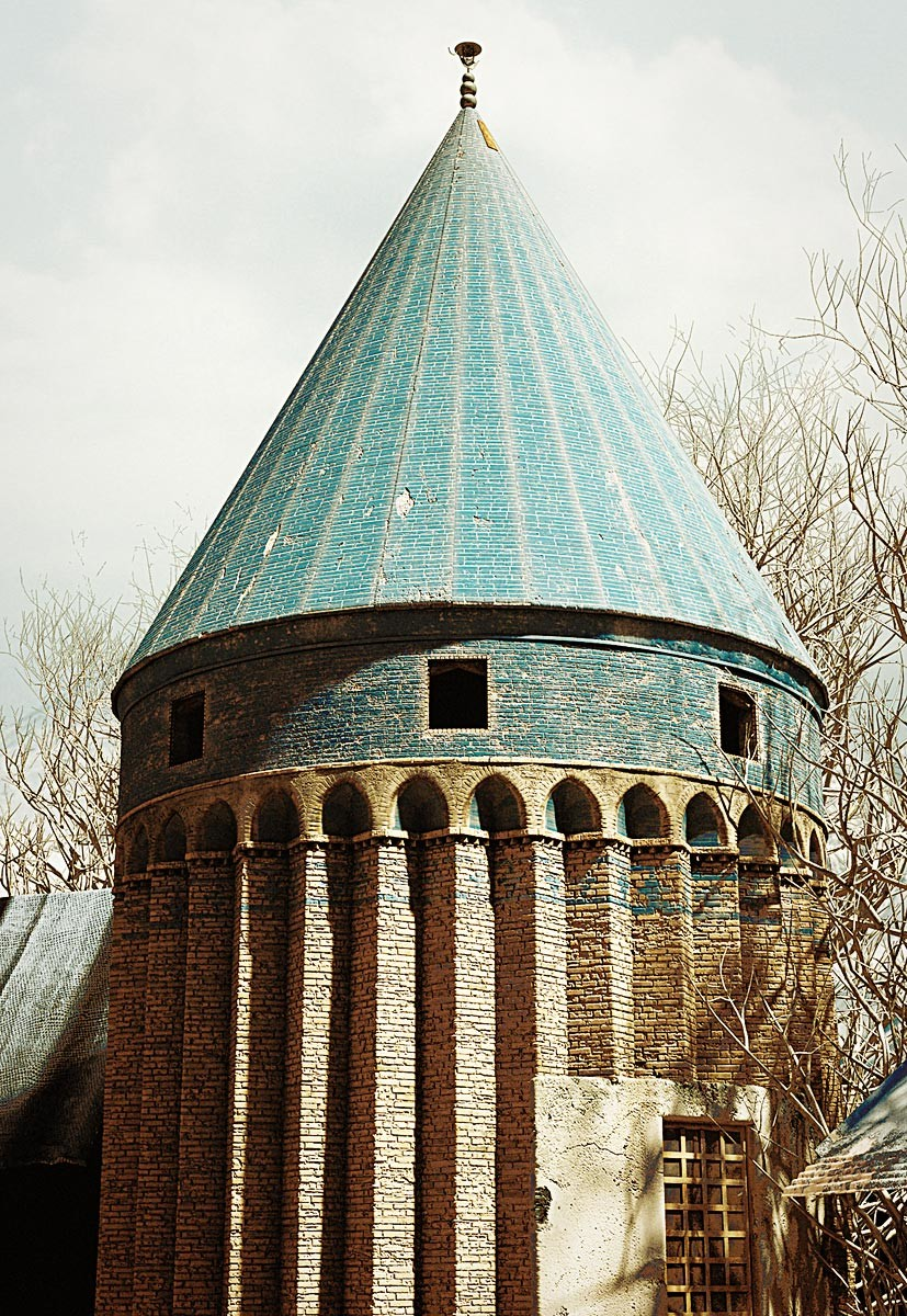Alireza seifi 3d damavand tower