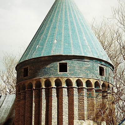 Alireza seifi 3d damavand tower