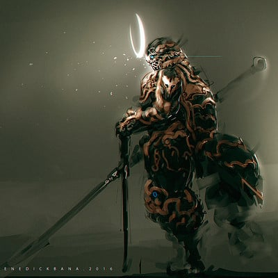 Benedick bana king of the sky4
