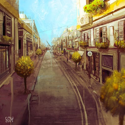 Christopher walker street sketch copy