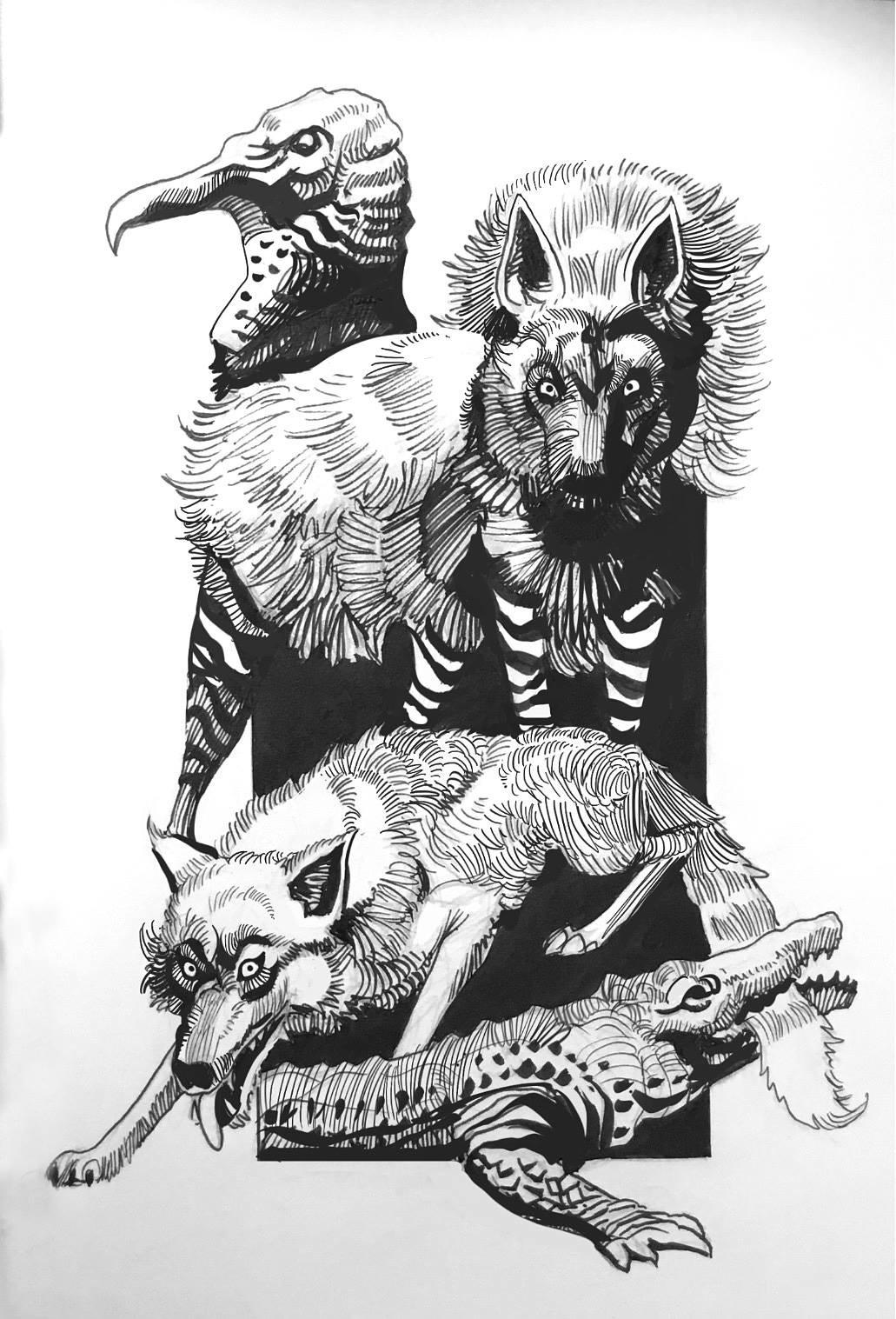 Hugo puzzuoli hyenne comp01