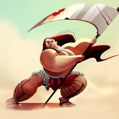 Mayan engelman gladiators 004xs