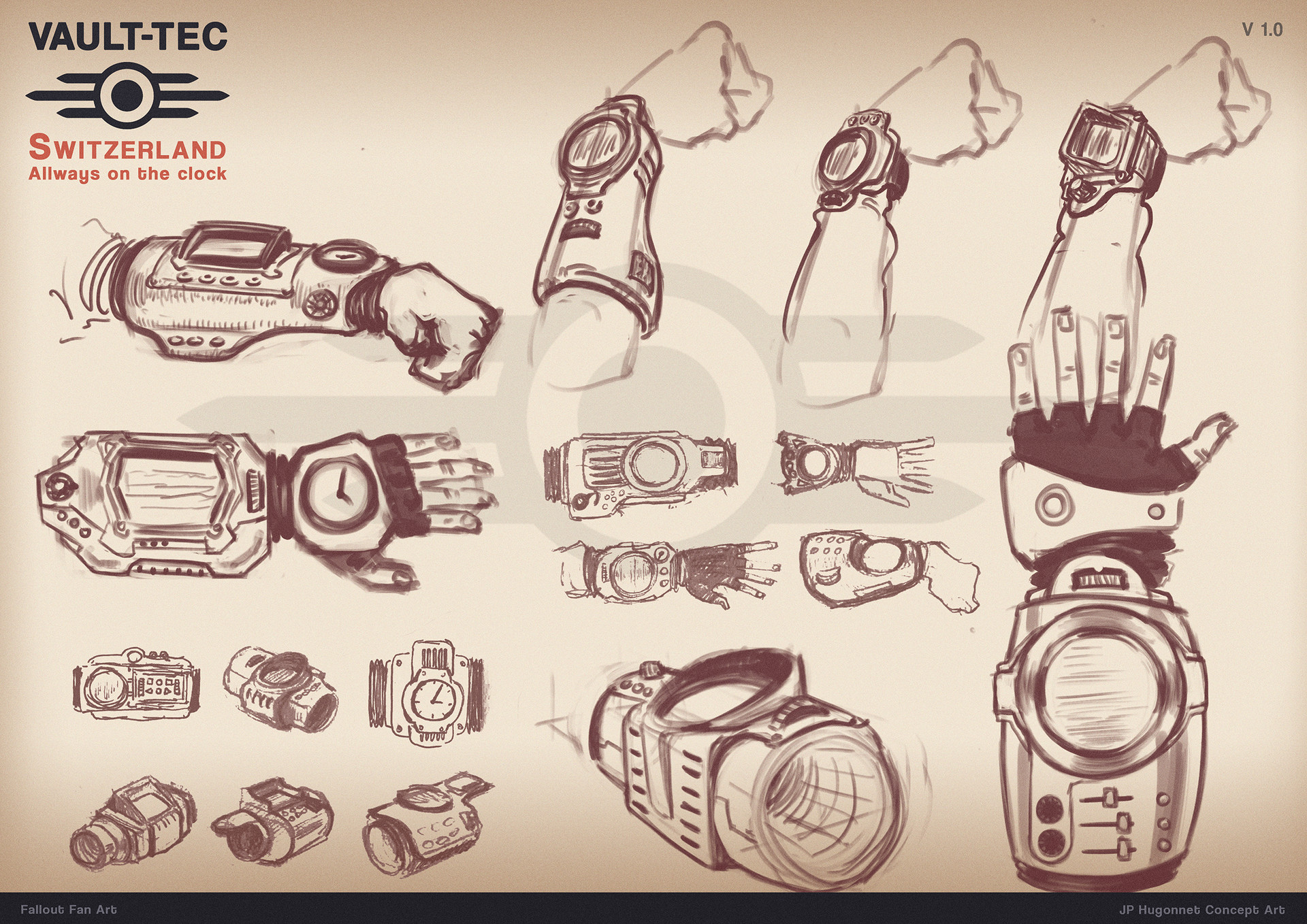 Jean philippe hugonnet sketches pimpboy2
