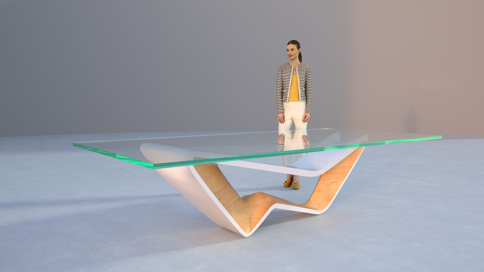 SketchUp + Thea Render 