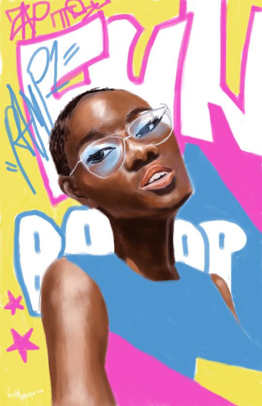 Afromation art fashion funk 3