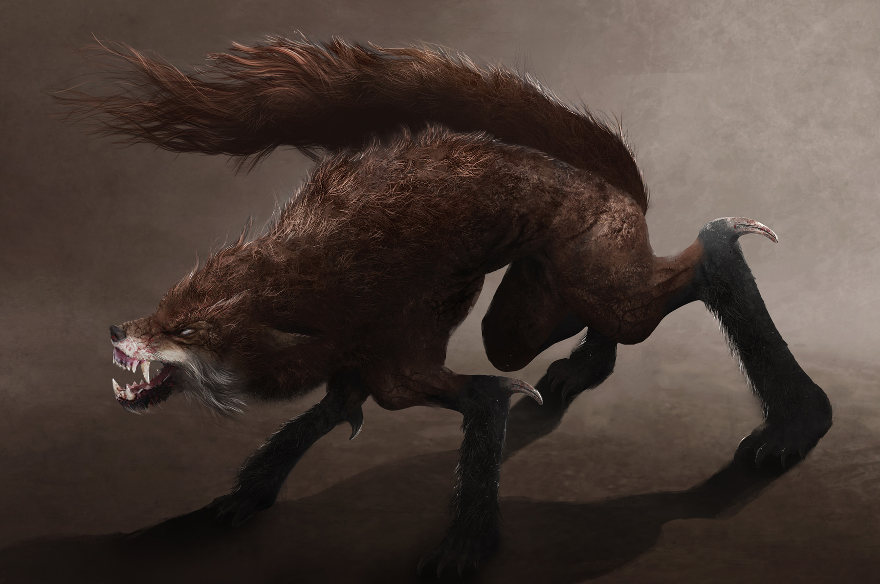 Guillem h pongiluppi mythic battles teumessian fox
