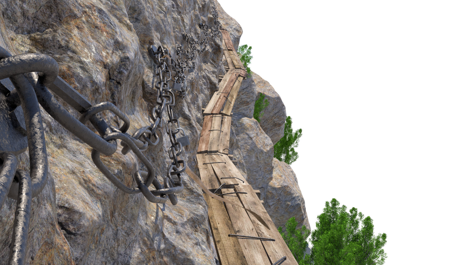Sculpted the rocks in Mudbox.  Learning how to export the right collection of maps for maya.