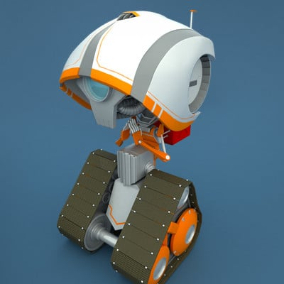 undertow   treadbot