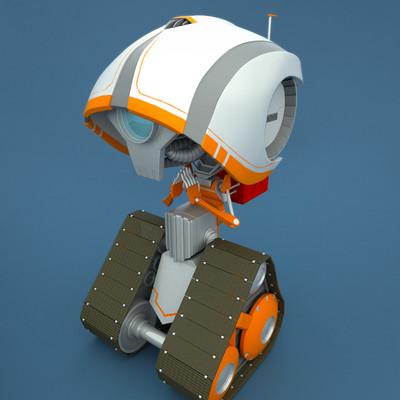 undertow   treadbot